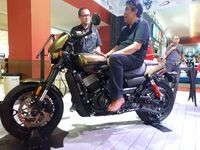 Harley-Davidson di IIMS 2018