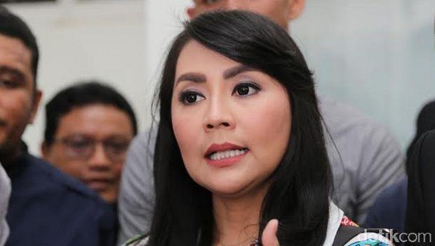 Tessa Kaunang merapat ke Nasional Demokrat.