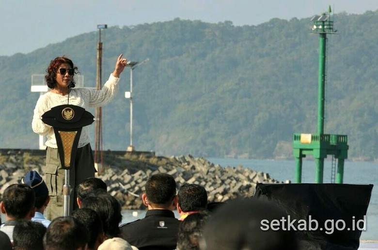 Siap Jadi Cawapres Jokowi? Ini Jawaban Mengejutkan Susi