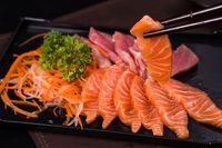Kaesang Kapok Seharian Makan Sashimi, Gibran: Orang Kaya