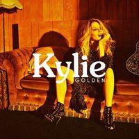 Cover album 'Kylie Golden'