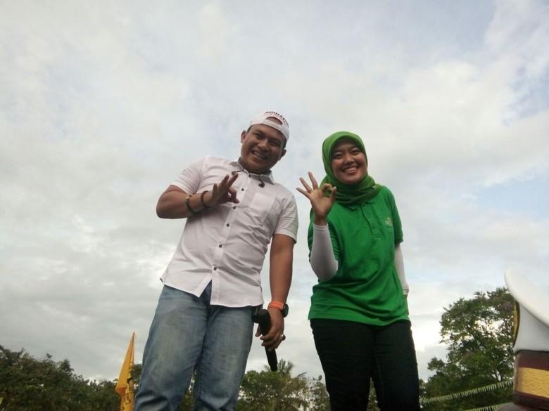 Cawagub Lampung Mau Warganya Mudah Cari Kerja, Jangan Jadi TKI