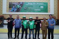 Becak Motor di Gorontalo Bisa Dipesan Online