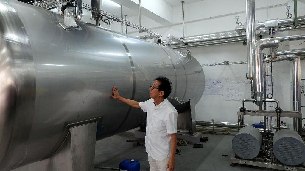 Sido Muncul Perluas Pabrik, Produksi 200 Juta Sachet Jamu/Bulan