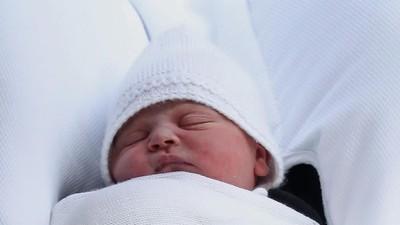 Ini Arti Nama Anak Ketiga Pangeran William dan Kate Middleton