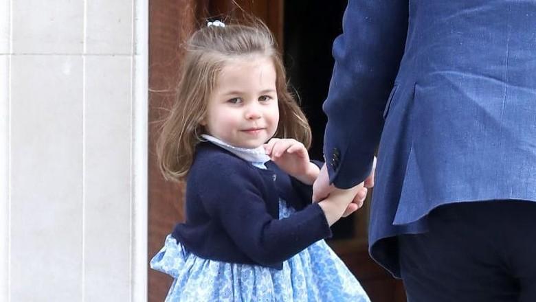 Efek Jadi Anak Perempuan Satu-satunya Seperti Putri Charlotte/ Foto: Getty Images