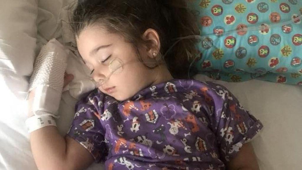 Telan Air Kolam Renang, Bocah 4 Tahun Kena Infeksi Paru