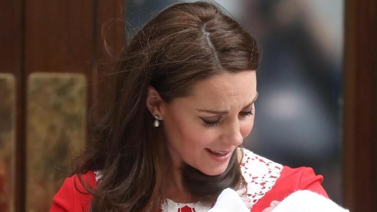 Kisah Kate Middleton Menyusui Anak-anaknya