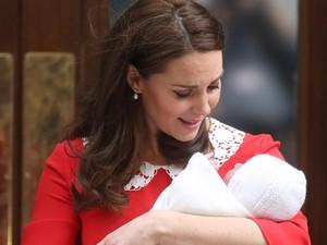 Agar Tak Kelelahan Mengurus Bayi, Ini Saran buat Kate Middleton