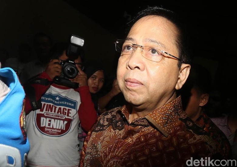 Setya Novanto akan Jadi Saksi di Sidang Anang Sugiana