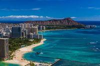 Hawaii punya deretan pantai yang cantik (Hawaii Tourism Authority/Facebook)