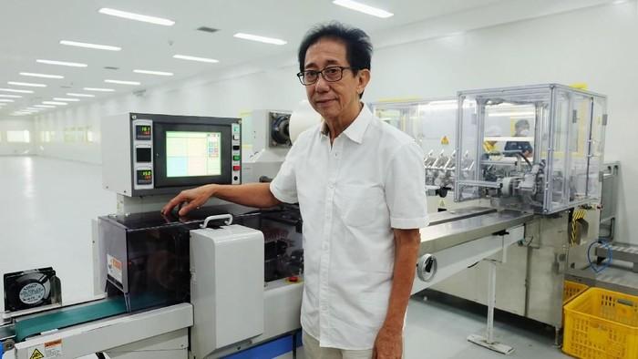 PT Industri Jamu dan Farmasi Sido Muncul, Tbk memperluas Pabrik Cairan Obat Dalam (COD) di Ungaran, Semarang.