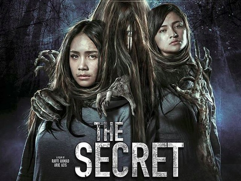 The Secret: Suster Ngesot Urban Legend Pengorbanan Cinta Berujung Petaka
