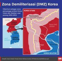 Zona Demiliterisasi Korea