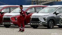 Mitsubishi Xpander Buatan Indonesia Jadi Andalan Ekspor