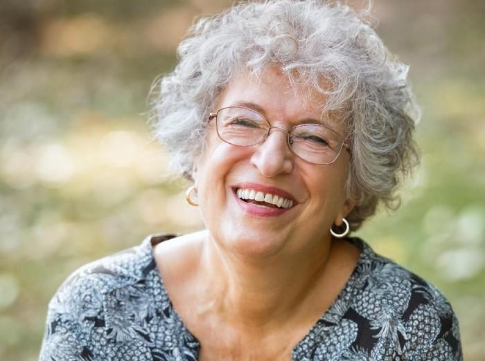 Rahasia panjang umur nenek berusia 100 tahun. Foto: Thinkstock