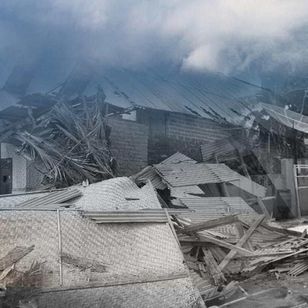 Puting Beliung Rusak 21 Rumah di Bener Meriah Aceh