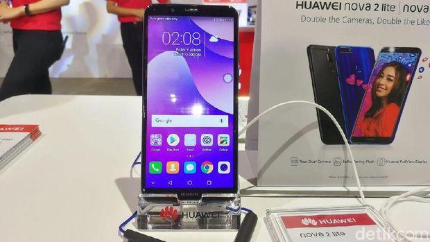Huawei Nova 2 Lite.