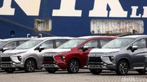 Meski Ekspor, Mitsubishi Juga Berusaha Penuhi Kebutuhan Xpander Dalam Negeri