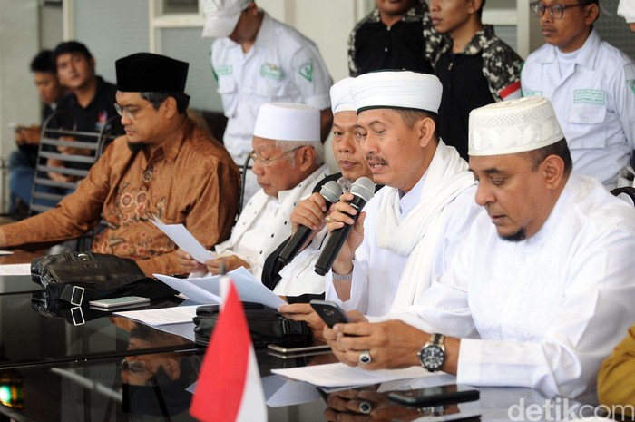 PA 212: Jokowi Alumni 212, tapi Tak Terima Kasih ke 212