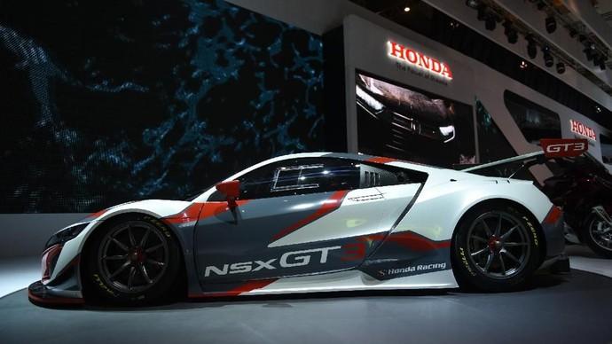 Si Gahar Honda NSX GT3