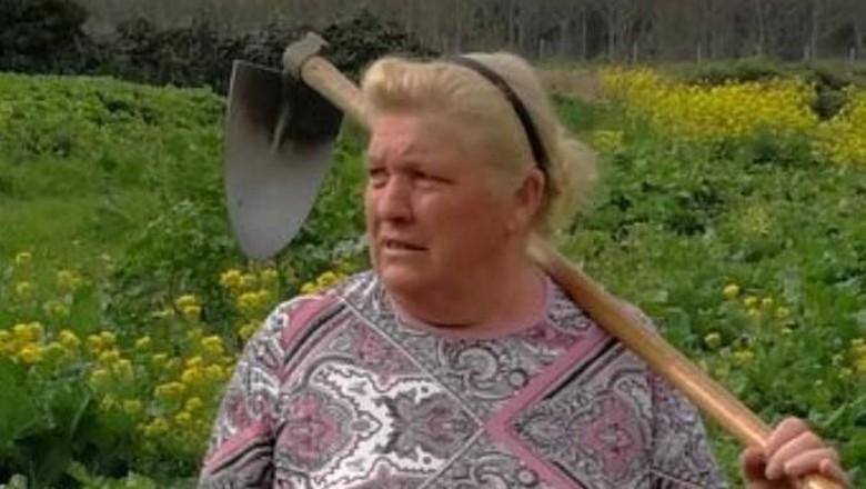 Wanita Spanyol Ini Viral karena Disebut Kembaran Donald Trump