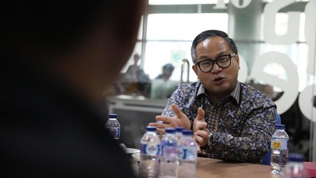Kata Bos Mandiri Soal Banknya yang Mampu Kalahkan Facebook Cs