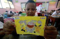 Dukung Asian Games, BNI Siapkan 15 Ribu Kartu Pos Tabungan Anak