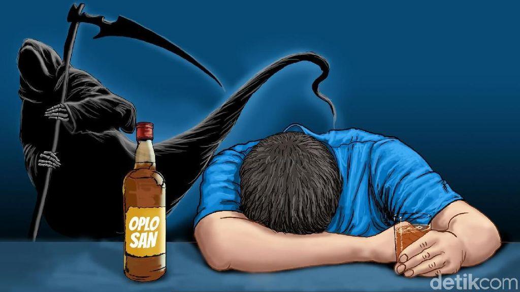 Minum Miras Oplosan, Selamat, Minum Lagi, dan...