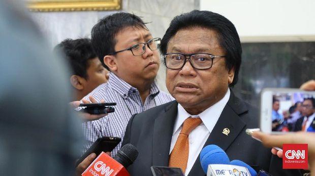 KPU Siap Diperkarakan Buntut OSO Gagal Ikut Pemilu DPD