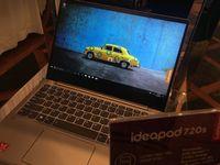 Lenovo Rilis Laptop Ultraslim Berotak AMD Ryzen