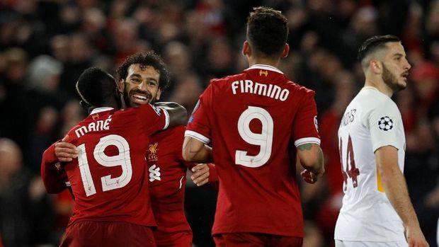 Liverpool ada di atas angin berbekal kemenangan 5-2 pada leg pertama.