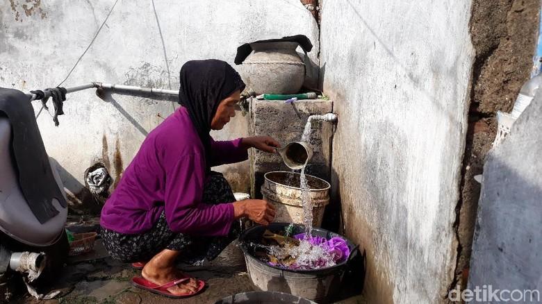 Disediakan PDAM, Warga dengan Sumber Air Asin: Kami Keberatan Bayar