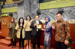 Bamsoet Prihatin Anggota Dewan Perempuan di DPR Masih Minim