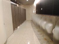 Toilet di dekat musala (Kanavino Ahmad Rizqo/detikTravel)