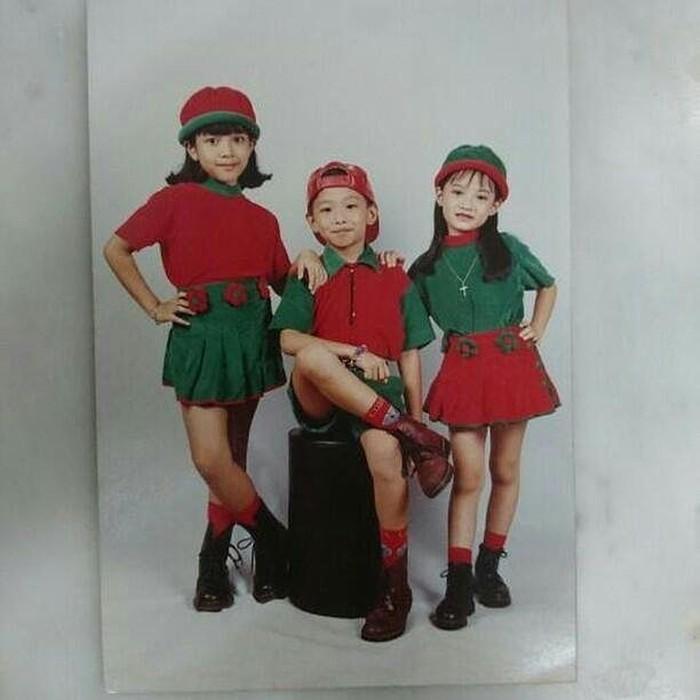 Angkatan 90-an, tentu ingat dengan Trio Kwek Kwek, kan? Foto: Instagram/@triokwekkwek