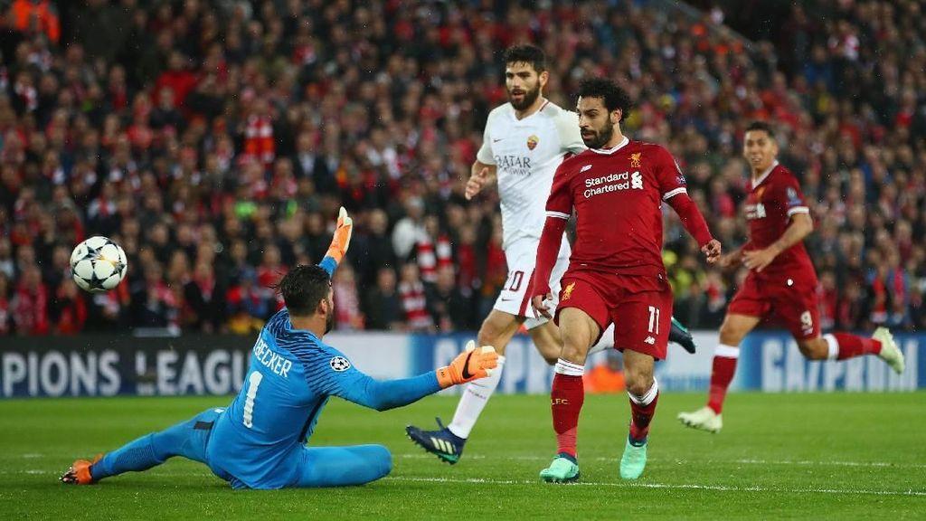 Ridwan Kamil Bicara Liverpool di Liga Champions dan Salah