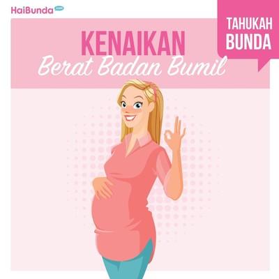Kenaikan Berat Badan yang Direkomendasikan untuk Ibu Hamil