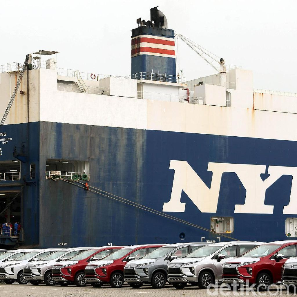 Mobil Made in Indonesia Laris di Luar Negeri, Xpander Unggul