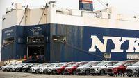 Mitsubishi Kirim Mobil Buatan Cikarang ke Amerika Latin dan Afrika
