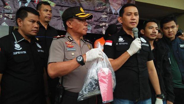 Pembunuh Diki ditangkap polisi