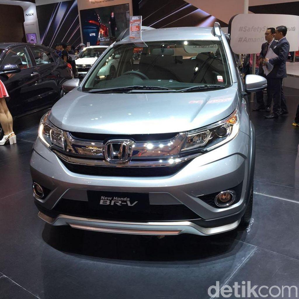 Penjualan BR-V Turun Drastis, Ini Jawaban Honda