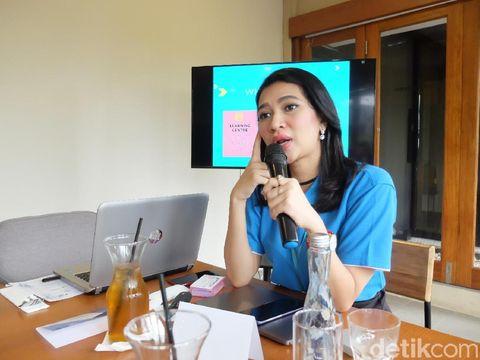 Angkie Yudistia, CEO Thisable Enterprise