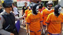 PNS Kesbangpol Pasuruan yang Terciduk Edarkan Sabu Juga Pembolos