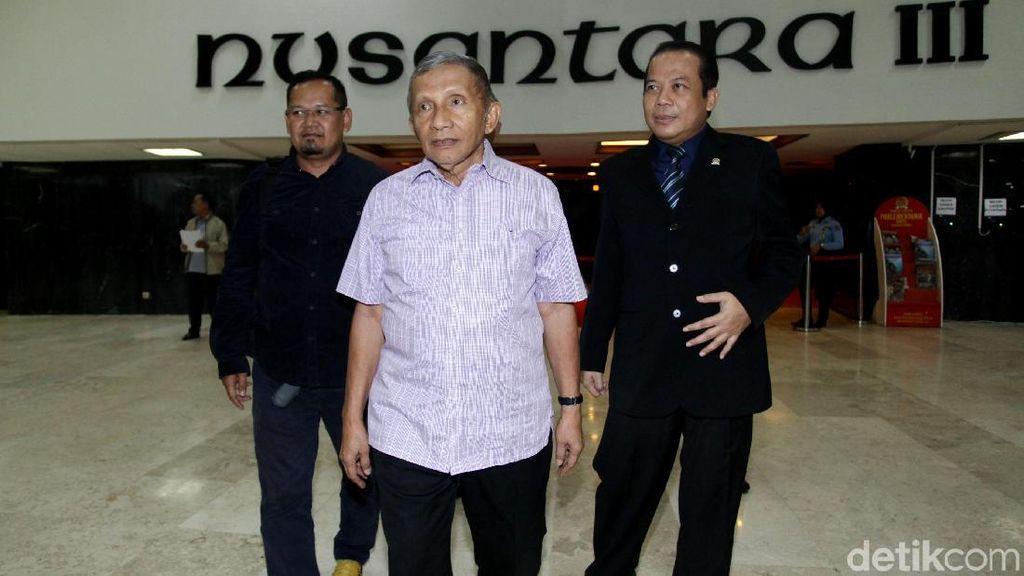 Didorong Jadi Mahathir, Amien Rais: Jangan Bayangkan Itu