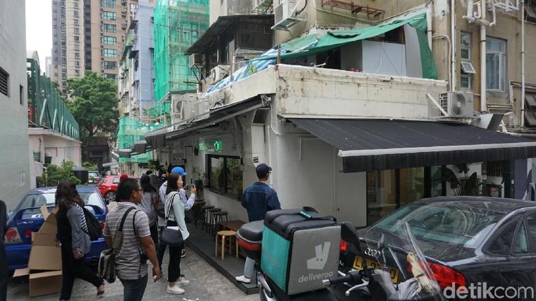 Kawasan Poho di Hong Kong (Kanavino/detikTravel)