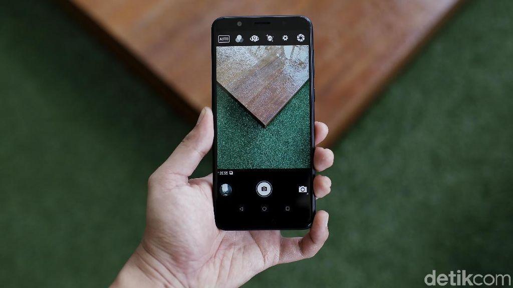 Asus Zenfone Max Pro: Performa Oke, Baterai Awet