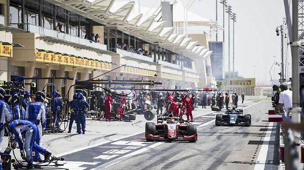 Sean Gelael tampil bagus dan meraih poin di GP Bahrain.