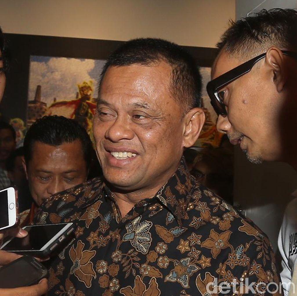 Gatot Raih 5,5% di Survei Charta Politika, Relawan GNR Bersyukur