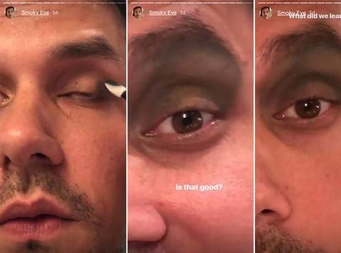John Mayer Bikin Tutorial Makeup, Alih Profesi Jadi Beauty Vlogger?